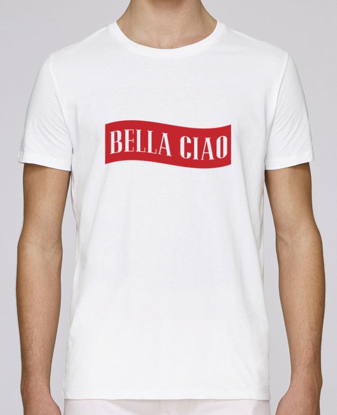 Camiseta Cuello Redondo Stanley Leads BELLA CIAO por tunetoo