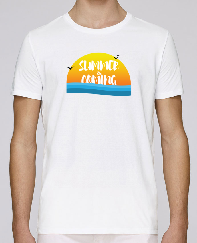 Camiseta Cuello Redondo Stanley Leads Summer is coming por tunetoo