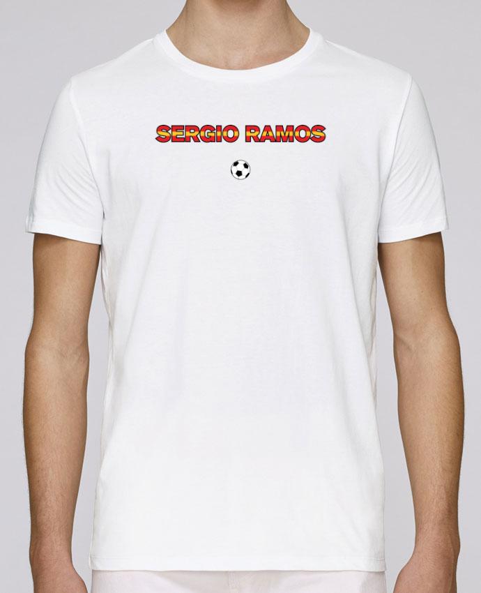 Camiseta Cuello Redondo Stanley Leads Sergio Ramos por tunetoo