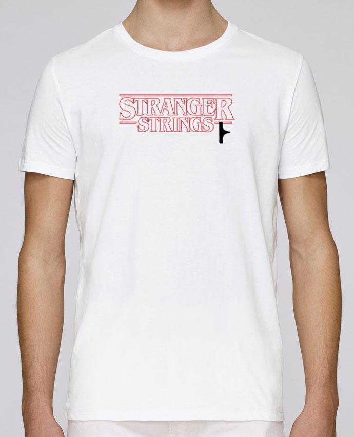 Camiseta Cuello Redondo Stanley Leads Stranger strings por tunetoo