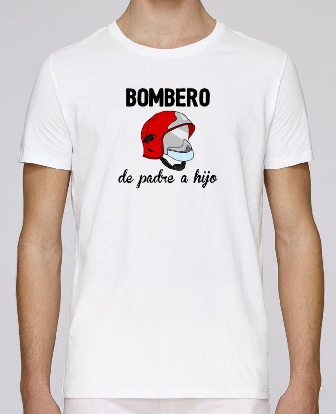 Camiseta Cuello Redondo Stanley Leads Bombero de padre a hijo por tunetoo