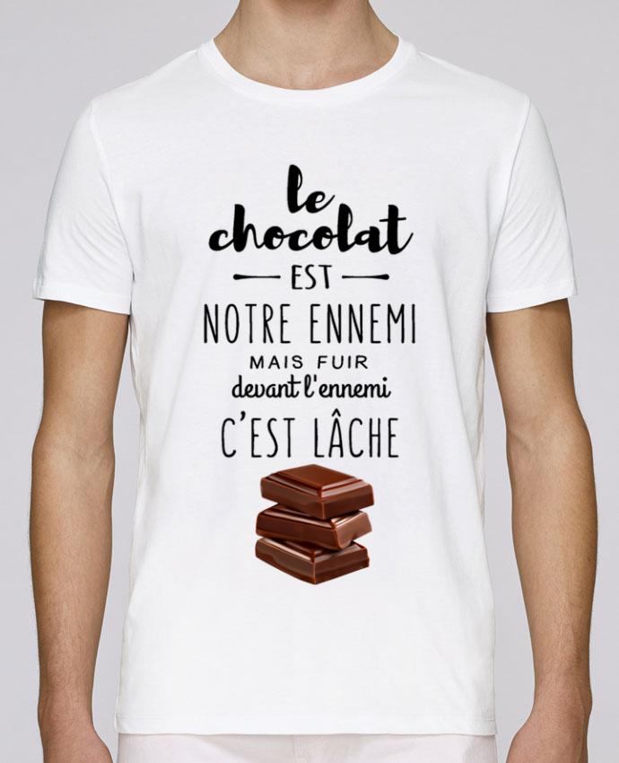 Camiseta Cuello Redondo Stanley Leads chocolat por DesignMe