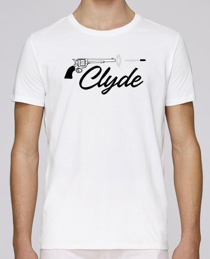 Camiseta Cuello Redondo Stanley Leads Clyde por tunetoo