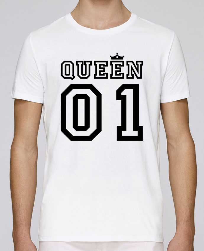 Camiseta Cuello Redondo Stanley Leads Queen 01 por tunetoo