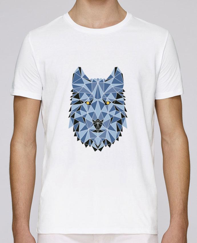 Camiseta Cuello Redondo Stanley Leads wolf - geometry 3 por /wait-design
