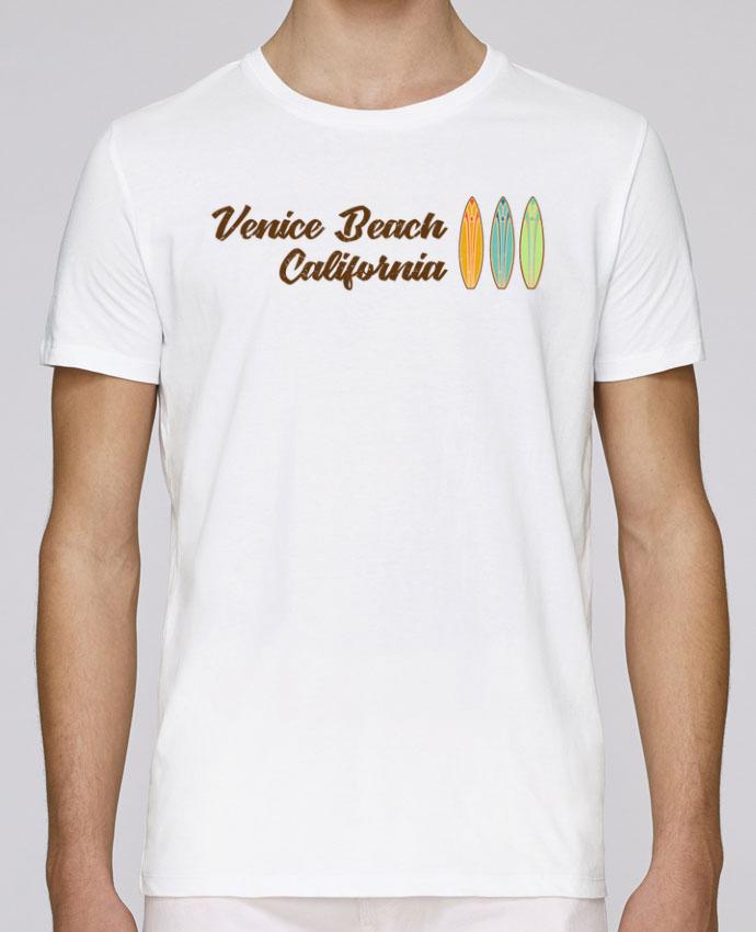 Camiseta Cuello Redondo Stanley Leads Venice Beach Surf por tunetoo