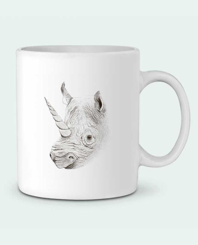 Taza Cerámica Rhinoplasty por Florent Bodart