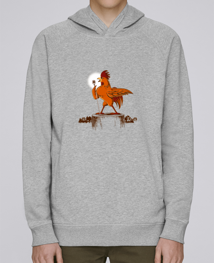 Sudadera Hombre Capucha Stanley Base Morning Concert por flyingmouse365