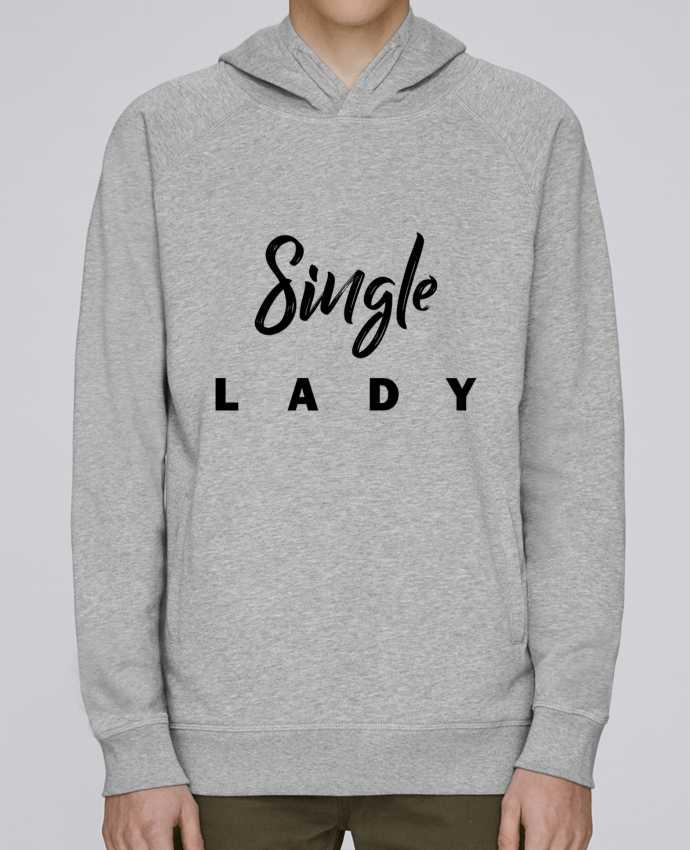 Sudadera Hombre Capucha Stanley Base Single lady por tunetoo
