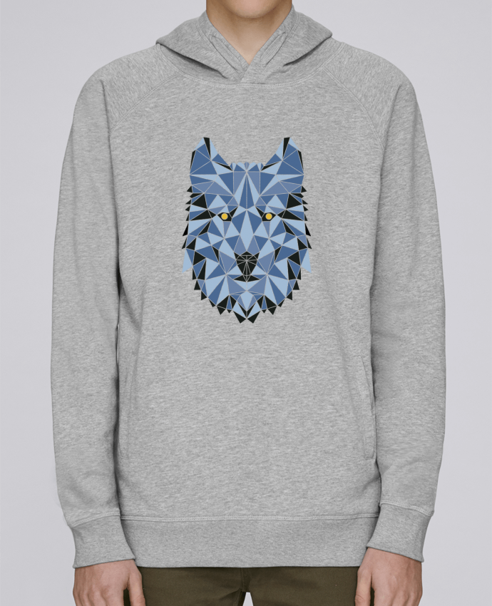 Sudadera Hombre Capucha Stanley Base wolf - geometry 3 por /wait-design