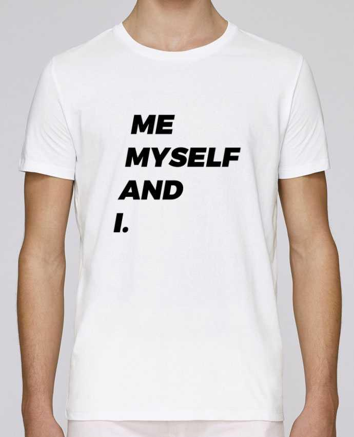 Camiseta Cuello Redondo Stanley Leads me myself and i. por tunetoo