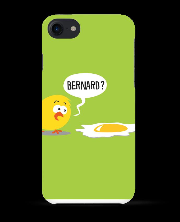 Carcasa Iphone 7 Bernard de Rickydule