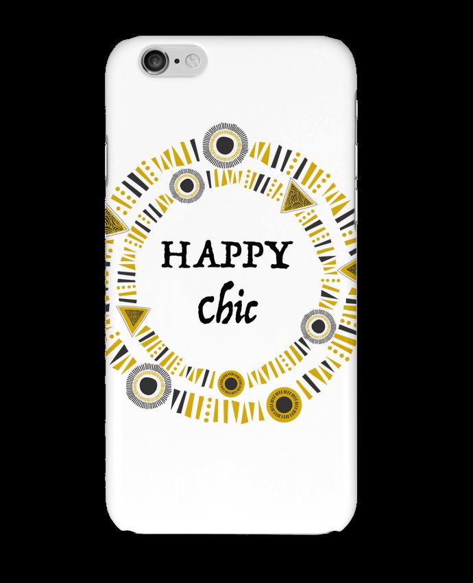 Carcasa  Iphone 6 Happy Chic por LF Design