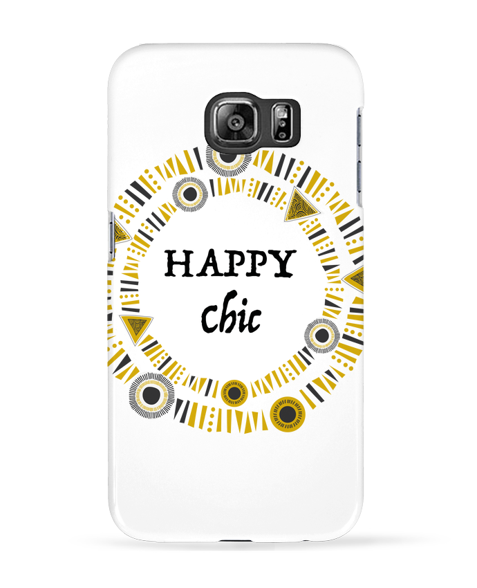 Carcasa Samsung Galaxy S6 Happy Chic - LF Design