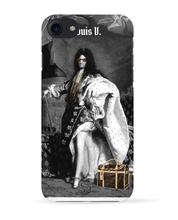 Carcasa Iphone 7 Louis V de Ads Libitum