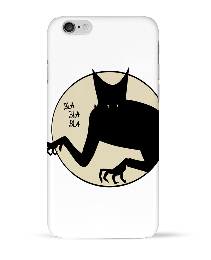 Carcasa  Iphone 6 BLA BLA BLA por teeshirt-design.com