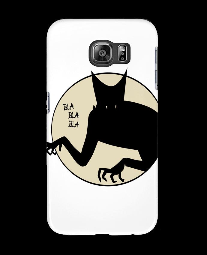 Carcasa Samsung Galaxy S6 BLA BLA BLA - teeshirt-design.com