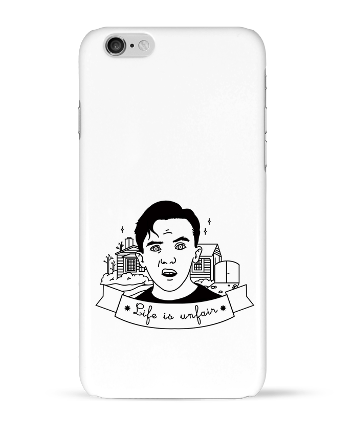 Carcasa  Iphone 6 Malcolm in the middle por tattooanshort