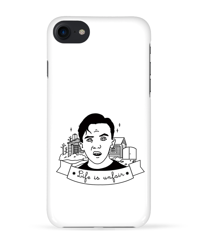 Carcasa Iphone 7 Malcolm in the middle de tattooanshort