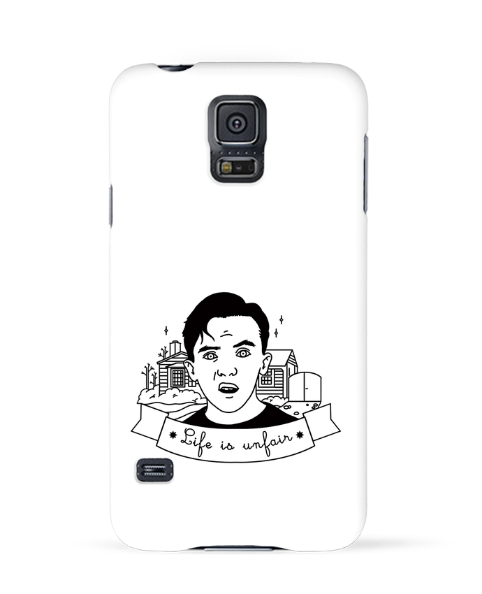 Carcasa Samsung Galaxy S5 Malcolm in the middle por tattooanshort