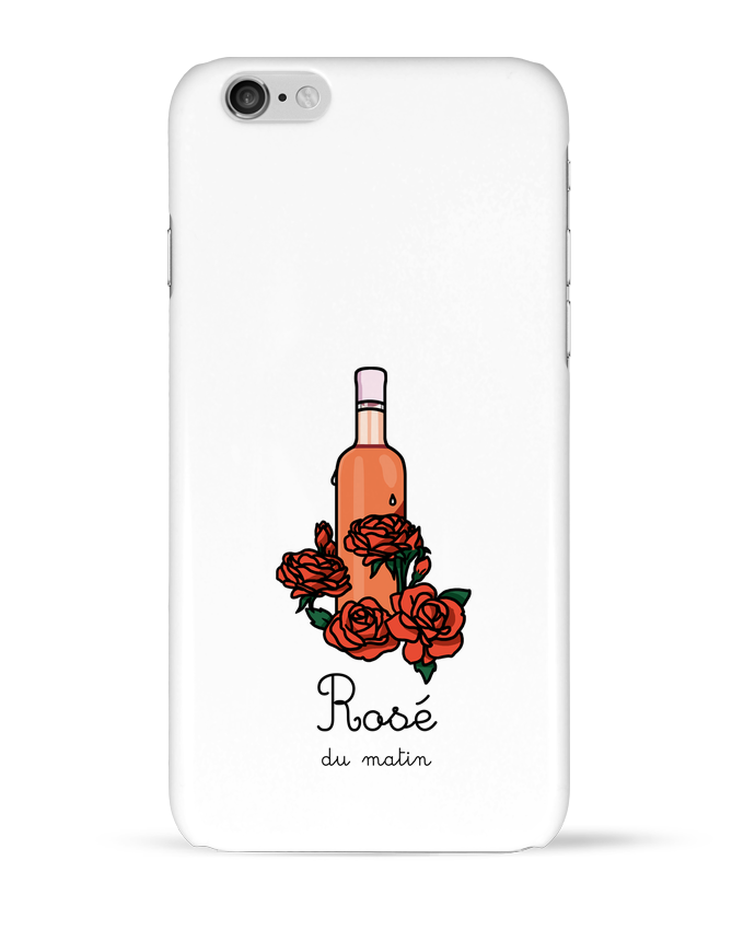 Carcasa  Iphone 6 Rosé du matin por tattooanshort