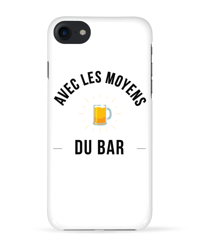 Carcasa Iphone 7 Avec les moyens du bar de Ruuud
