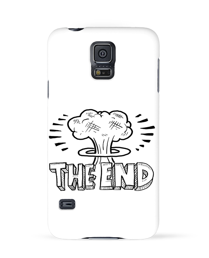 Carcasa Samsung Galaxy S5 The End por Sami