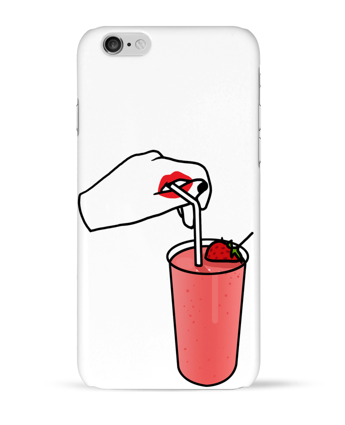 Carcasa  Iphone 6 Milk shake por tattooanshort