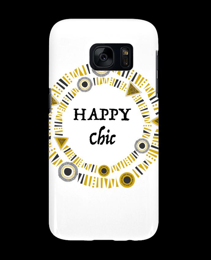 Carcasa Samsung Galaxy S7 Happy Chic por LF Design