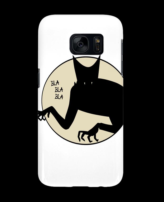 Carcasa Samsung Galaxy S7 BLA BLA BLA por teeshirt-design.com