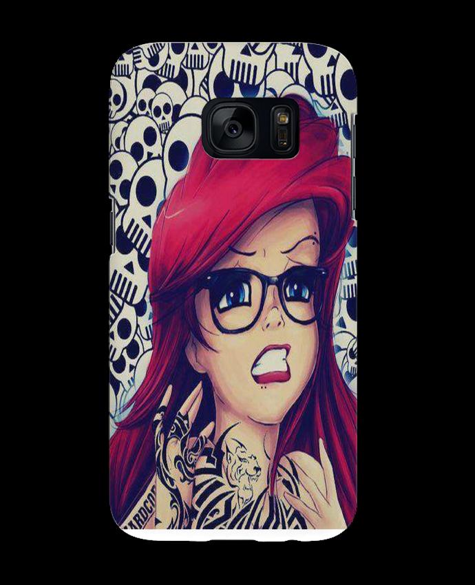Carcasa Samsung Galaxy S7 La petite Sirène Tatoué por GirlsNightOut