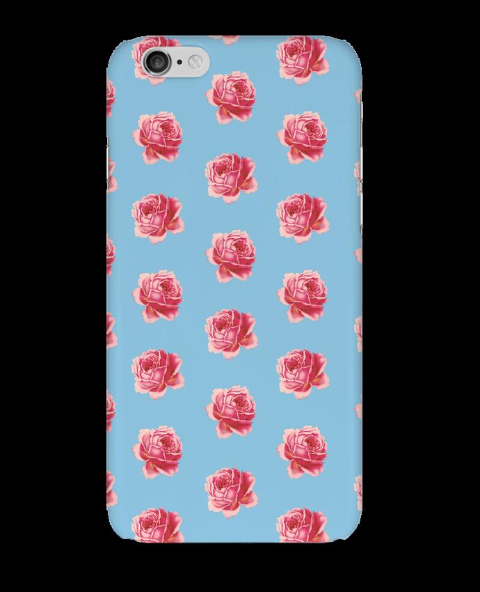 Carcasa  Iphone 6 Pattern rose por tunetoo