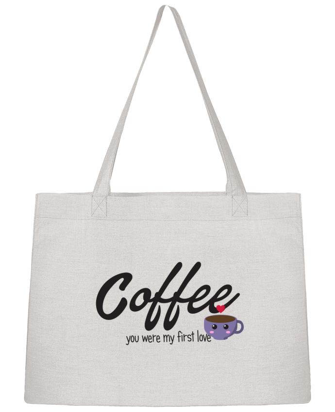 Bolsa de Tela Stanley Stella Coffee you were my first love por tunetoo