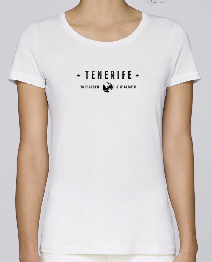 Camiseta Mujer Stellla Loves Tenerife por Les Caprices de Filles