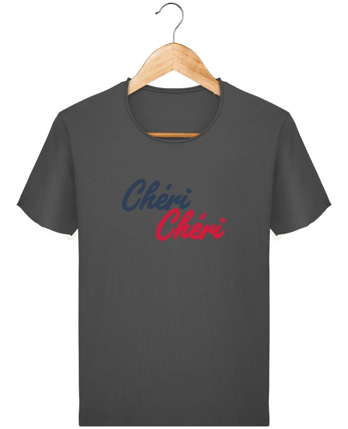 Camiseta Hombre Stanley Imagine Vintage Chéri Chéri por tunetoo