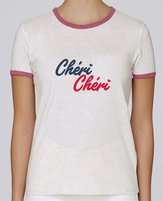 Camiseta Mujer Stella Returns Chéri Chéri pour femme por tunetoo