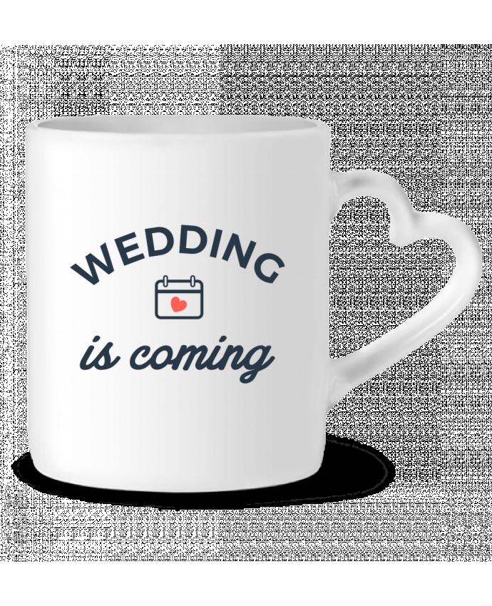 Taza Corazón Wedding is coming por Nana