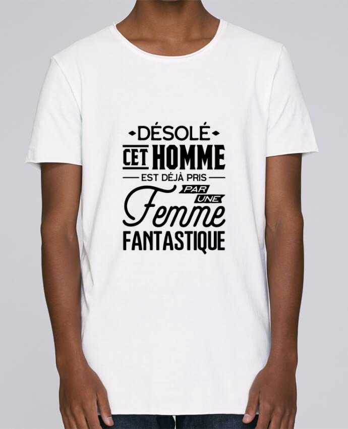 Camiseta Hombre Tallas Grandes Stanly Skates Une femme fantastique por Original t-shirt
