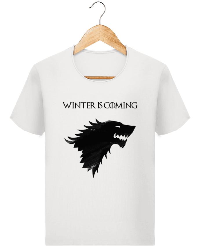 Camiseta Hombre Stanley Imagine Vintage Winter is coming - Stark por tunetoo