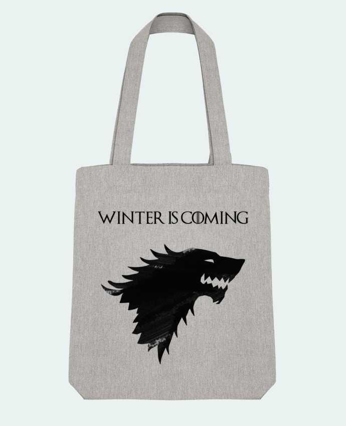 Bolsa de Tela Stanley Stella Winter is coming - Stark por tunetoo