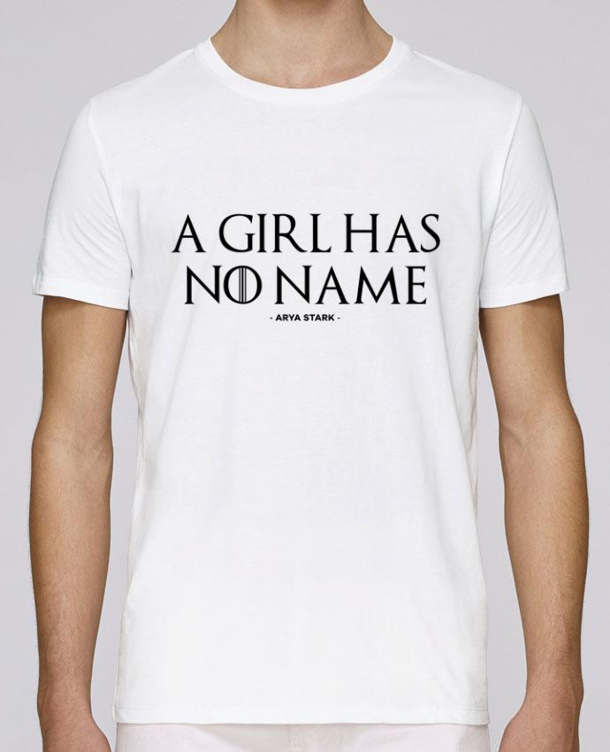Camiseta Cuello Redondo Stanley Leads A girl has no name por tunetoo