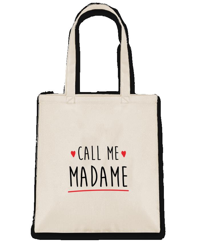 Bolsa de Tela de Algodón Call me madame evjf mariage por Original t-shirt