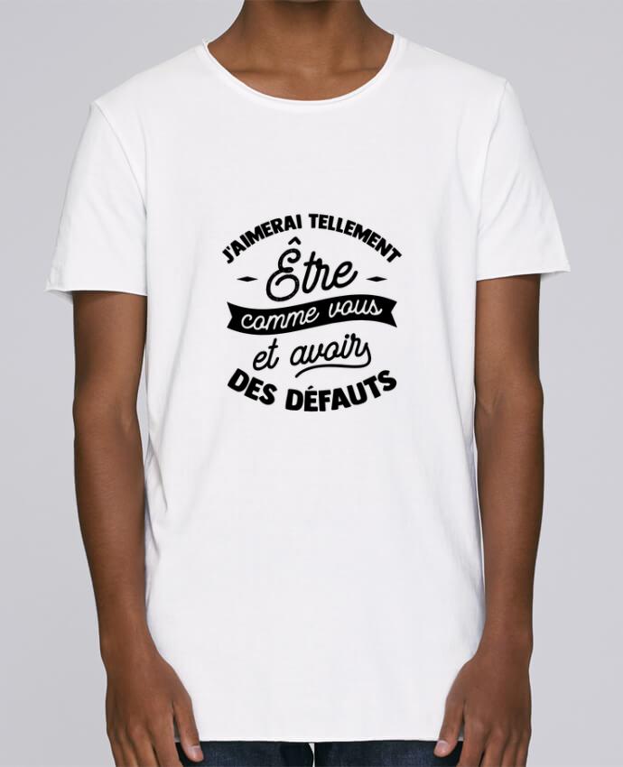 Camiseta Hombre Tallas Grandes Stanly Skates J'aimerai être comme vous cadeau por Original t-shirt