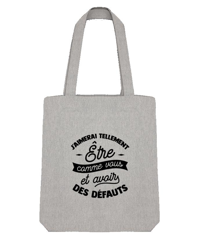 Bolsa de Tela Stanley Stella J'aimerai être comme vous cadeau por Original t-shirt