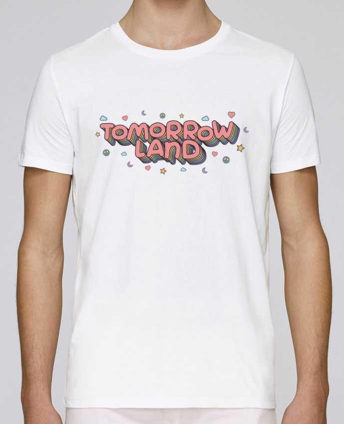 Camiseta Cuello Redondo Stanley Leads Tomorrowland por tunetoo