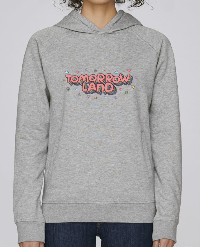Sudadera Hombre Capucha Stanley Base Tomorrowland por tunetoo