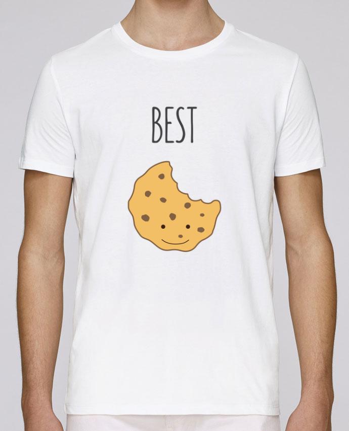 Camiseta Cuello Redondo Stanley Leads BFF - Cookies & Milk 1 por tunetoo