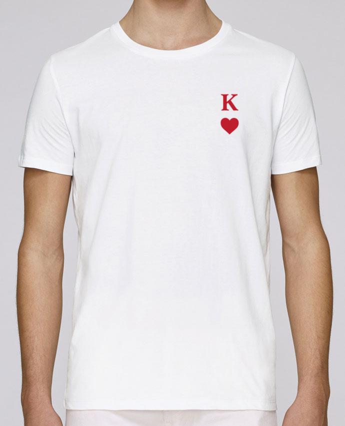 Camiseta Cuello Redondo Stanley Leads K - King por tunetoo