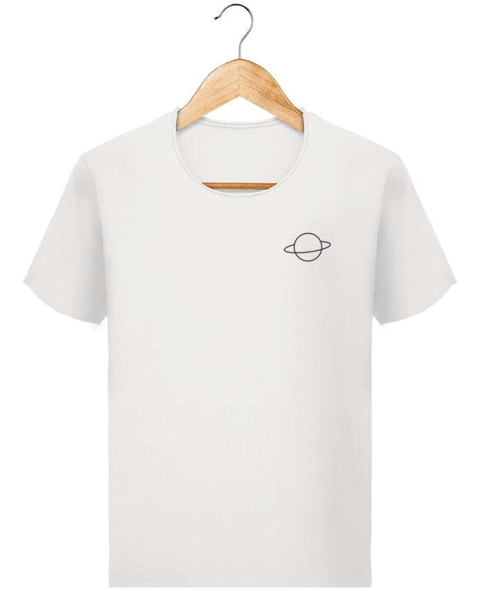 Camiseta Hombre Stanley Imagine Vintage Alien and Planet por tunetoo
