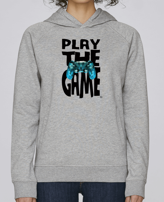 Sudadera Hombre Capucha Stanley Base PLAY THE GAME por RUBIANT